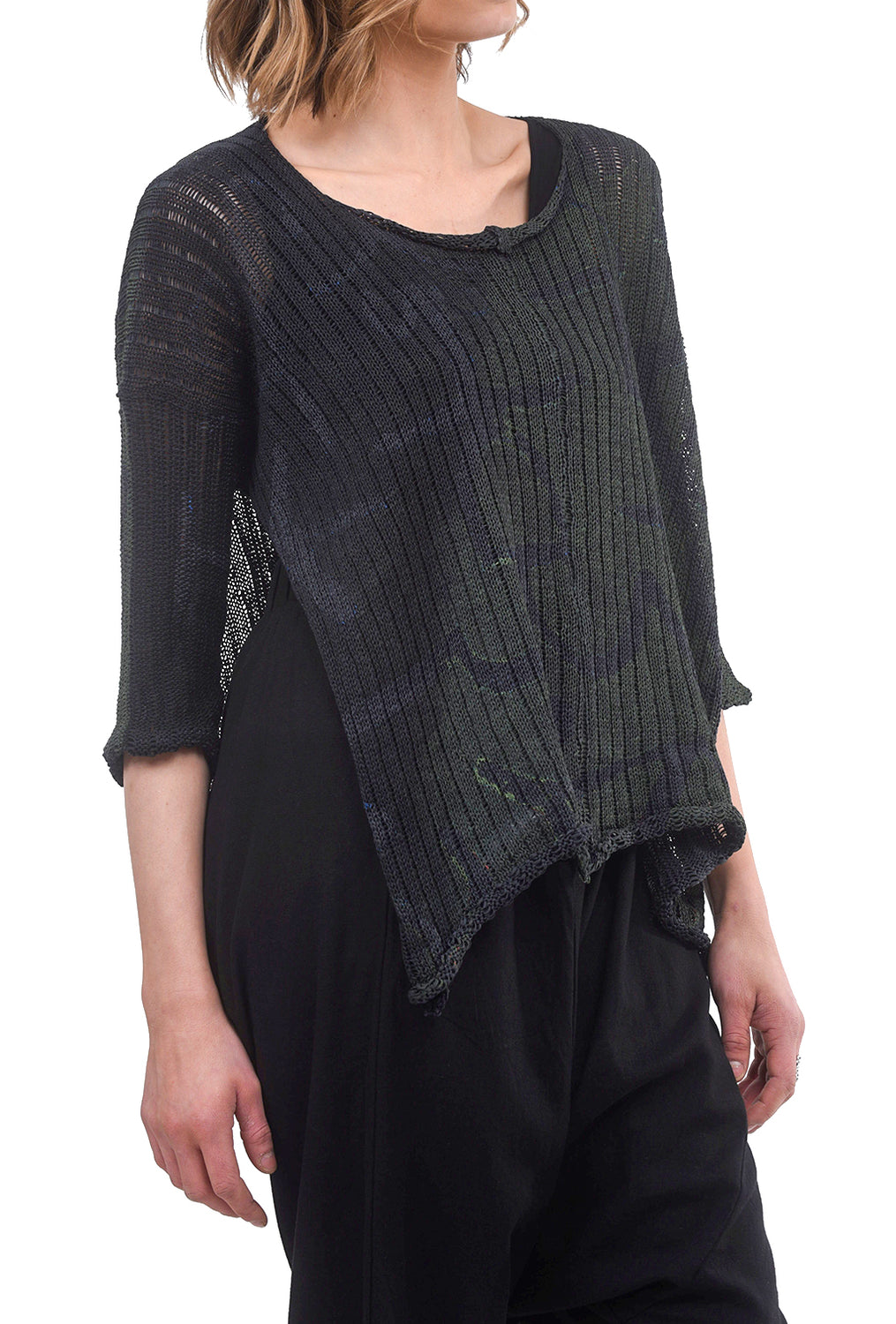 Skif International Sia Scoop Sweater, Dark Gray Klee One Size Gray