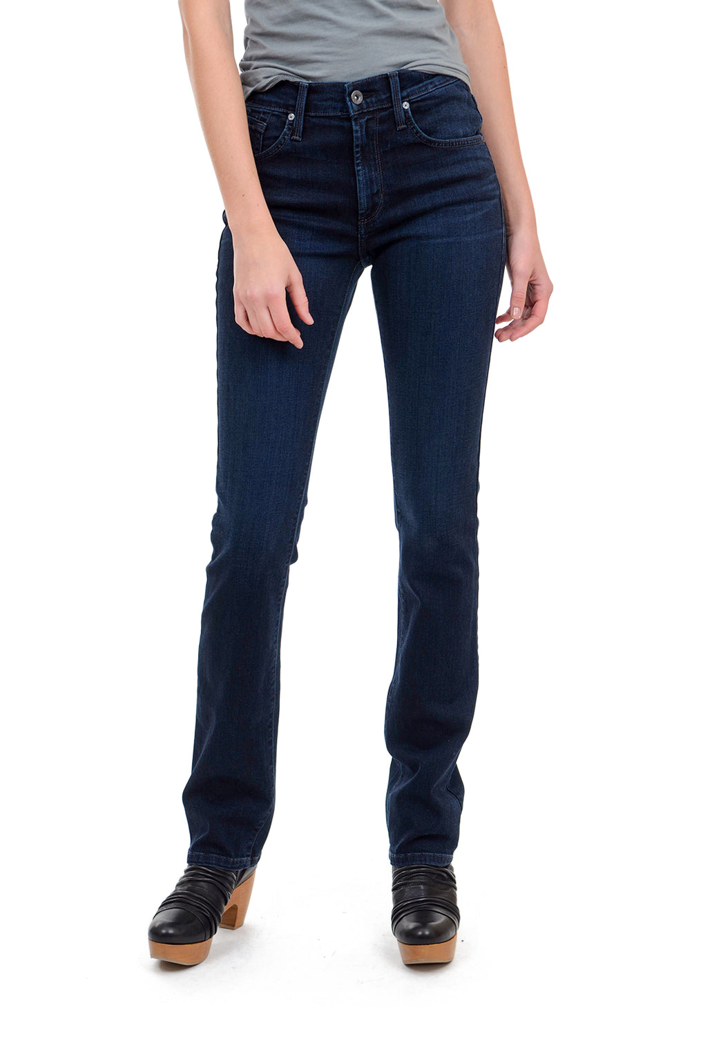 James Jeans Hunter Straight-Leg Denim, Bombshell