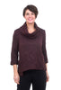 Porto Dapper Top, Plum