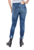 Moussy Denim Comfort Velma Skinny, Dark Blue