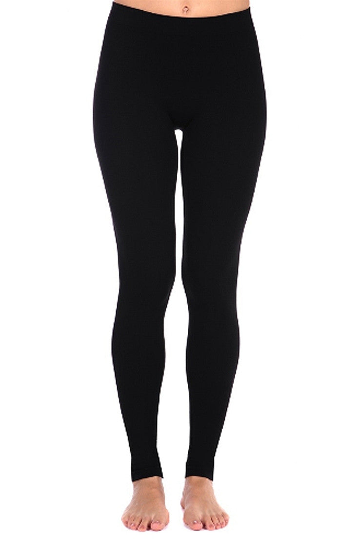 Tees by Tina Smooth Long Leggings, Multiple Colors