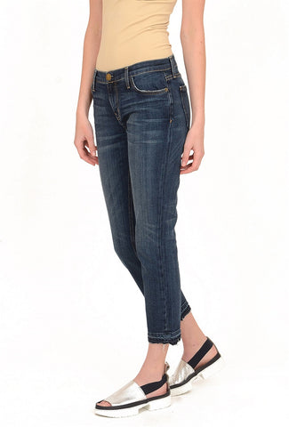 Current/Elliott The Cropped Straight Jean, Loved