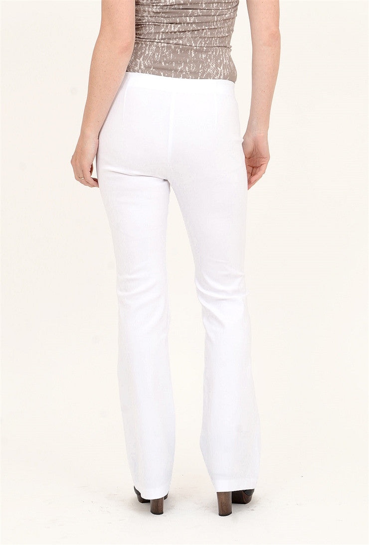 Equestrian Miley Pant, White