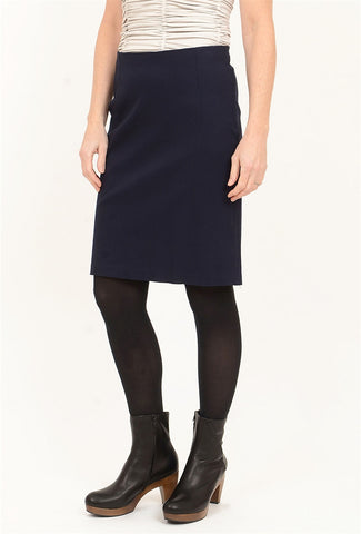 Equestrian Brooke Skirt, Navy
