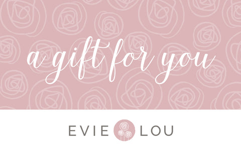 Evie Lou In-Store-Only Gift Card