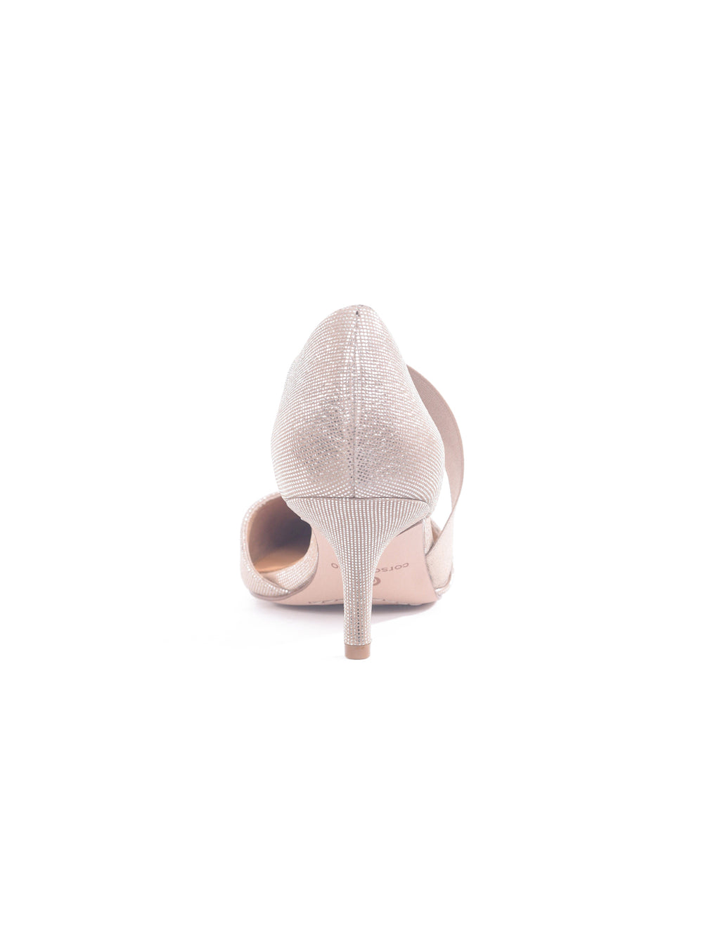 Corso Como Shoes Denice Heels, Champagne