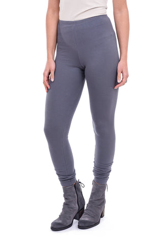 Cut Loose Micro Fleece Leggings, Iron