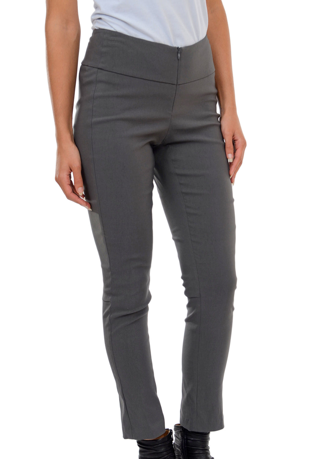 Porto Hudson Pant, Nickel Gray