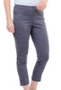 Porto Cropped Hudson Pant, Denim