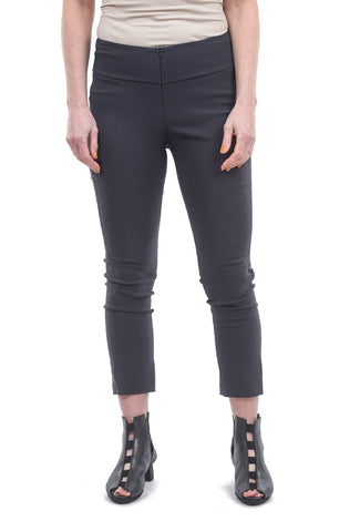 Porto Cropped Hudson Pants, Mineral