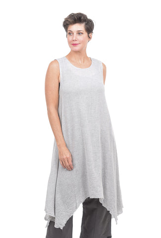 Studio B3 Katya Sleeveless Tunic, Smoky Beige