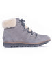 Sorel Harlow Lacy Cozy Boot, Light Gray