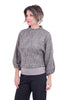 Bryn Walker Anna Sweater, Piatto Mauve