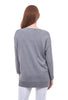 Patrizia Luca Dot Spring Sweater, Gray