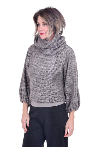 Bryn Walker Bryn Sweater Cowl, Piatto Mauve One Size Mauve