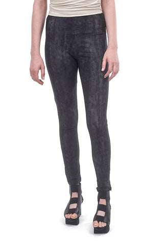 Yoshi Yoshi Garment-Dyed Stretch Skinnies, Slate