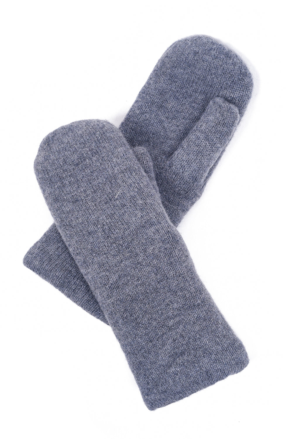 Two Danes Handy Mittens, Charcoal