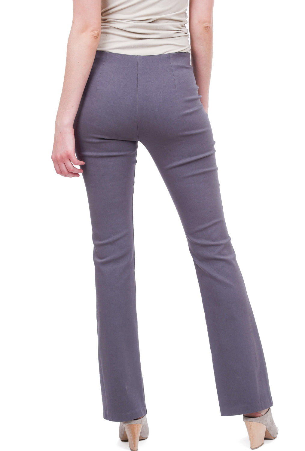 Equestrian Miley Pants, Marble Gray