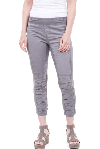 XCVI Jetter Cropped Leggings, Befog Gray