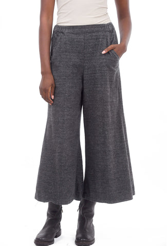 CP Shades CP Flannel Wendy Crop Pants, Charcoal