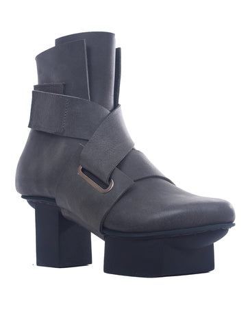 Trippen Shoes Trust Boot, Gray