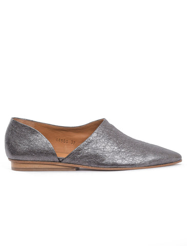 Coclico Doron Flats, Break Silver Metallic