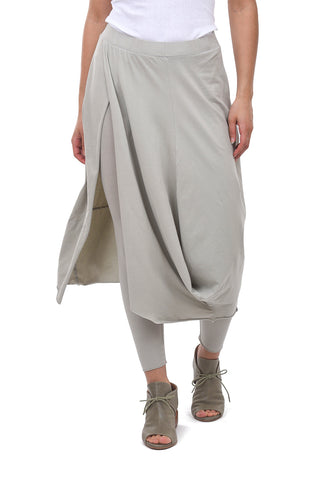 Luukaa Rita Leggings with Skirt, Stone