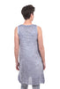 Beau Jours Palm Vest/Dress, Skye Blue