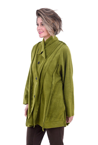 M Square Folder Jacket, Kiwi One Size Kiwi