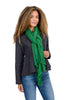 Grisal Cashmere 'Love' Scarf, Green One Size