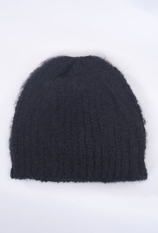 Babymoh! Mohair Date Night Beanie, Black