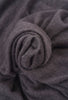 Grisal Cashmere Love Scarf, Heather Brown One Size Heather Brown