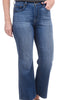 Pistola Denim Cher Cropped Jeans, State of Mind Blue