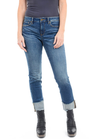 NYDJ Sheri Slim Cuffed Denim, Lockwood
