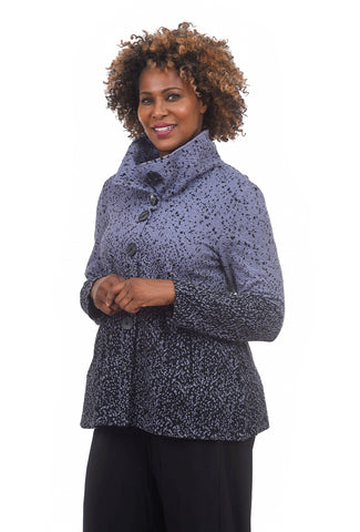 Liv by Habitat Renaissance Amelia Jacket, Steel Spray