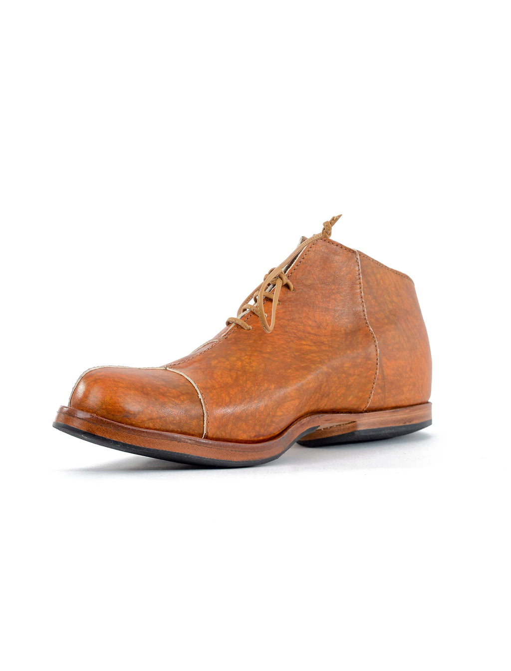 Cydwoq Face Oxford Bootie, Argilla Tan
