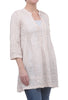 CP Shades Embroidered Regina Tunic, Bermuda Sand