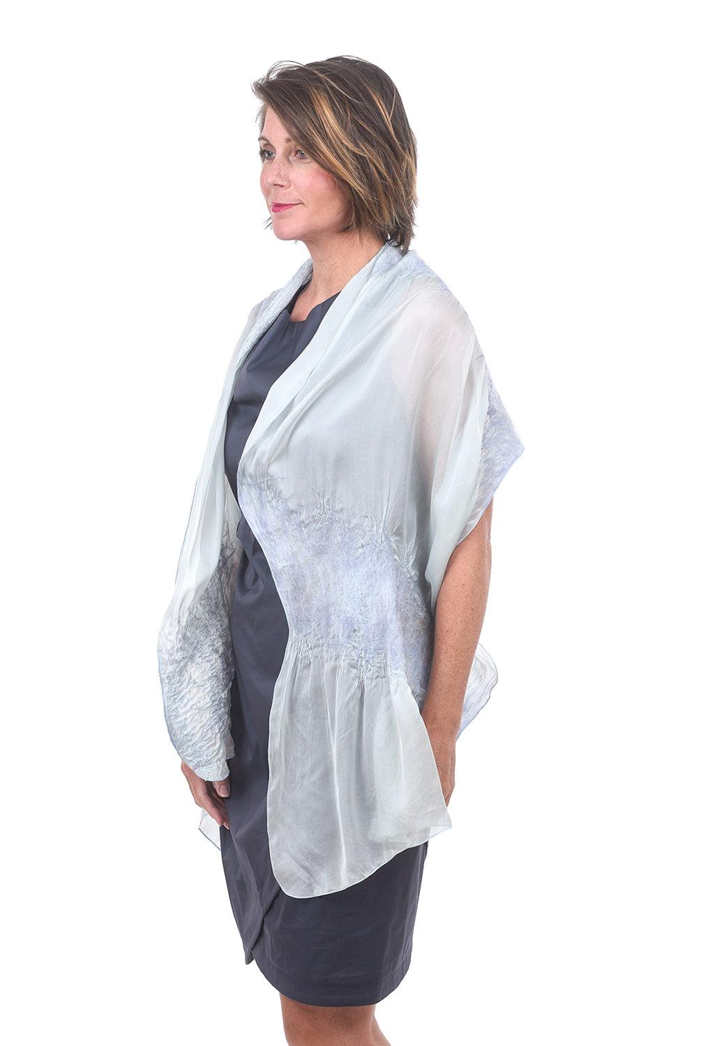 Christa Louise Romance Wrap, Greenland One Size