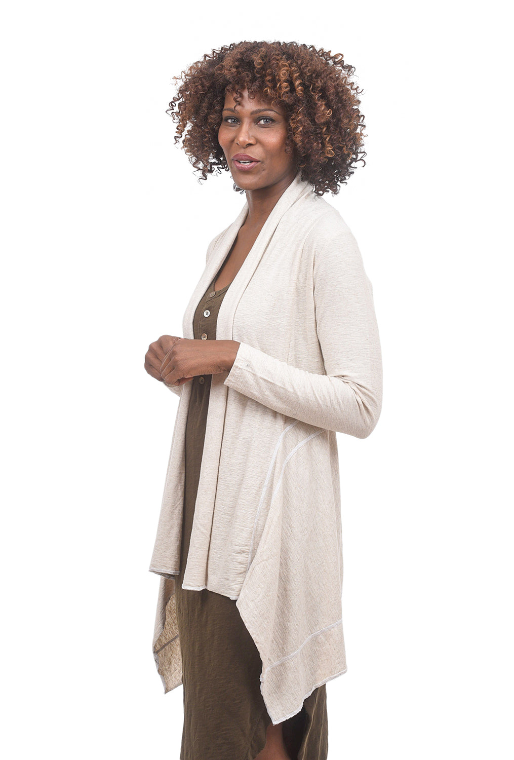 Cut Loose LJ Inset Jacket, Laundered