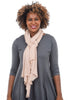 Grisal Cashmere Love Scarf, Butter Honey