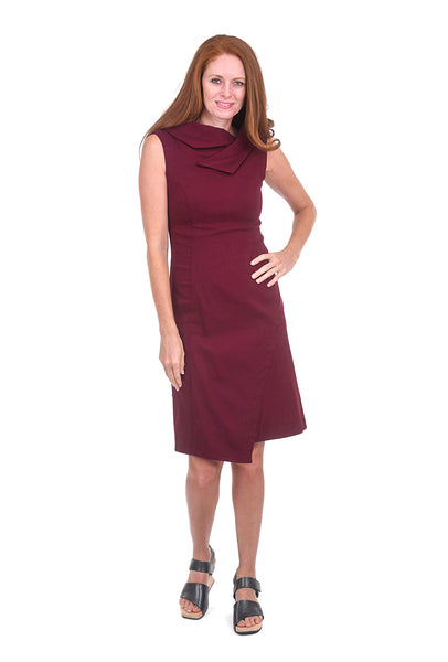 Nook Mamba Sweater Dress, Raspberry