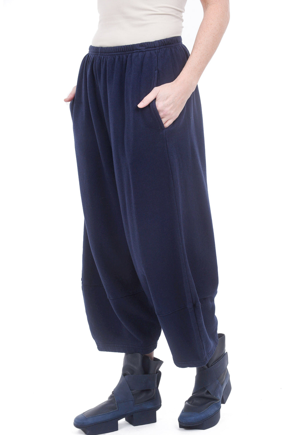 Bryn Walker Oliver Pants, Navy