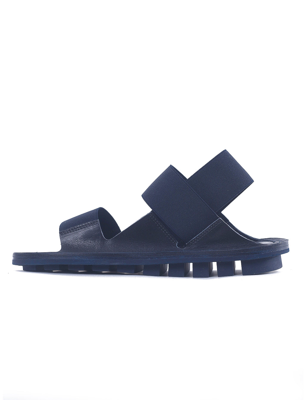 Trippen Shoes Anna Closed Sandal, Navy LXP