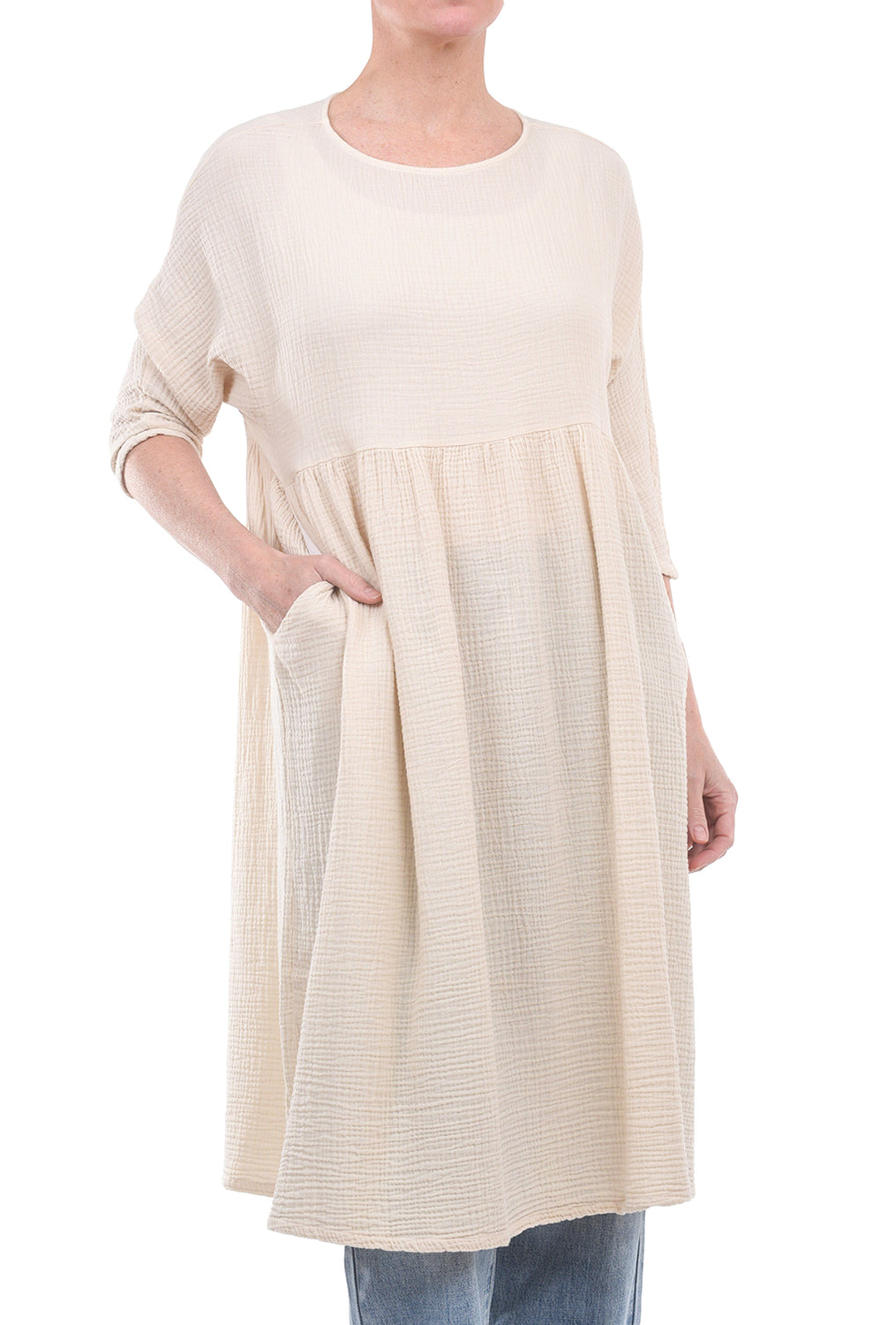 Filosofia Evelyn Dress, Cloud