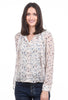 The Korner Forecast Chiffon Blouse, Off-White