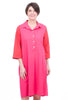Alembika Vivid Shirt Dress, Fuchsia