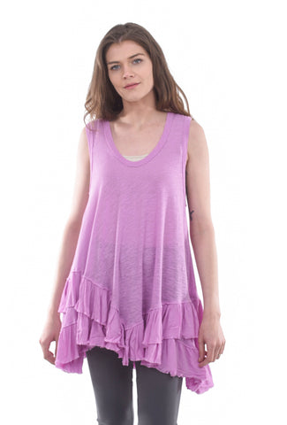 Free People Shimmy Sasha Tank, Lilac