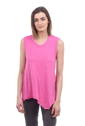 Wilt Easy Slanted Shell, Hot Pink