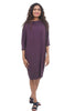 Bryn Walker Knit Ingrid Dress, Reina Plum