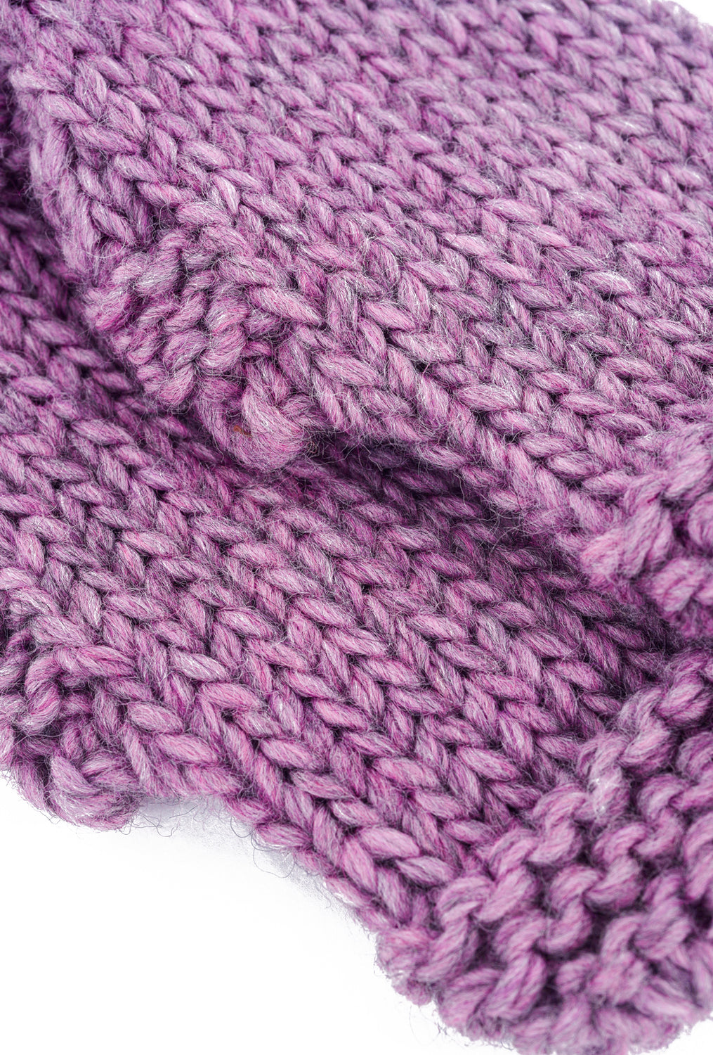 Santacana Madrid Wool/Alpaca Fingerless Gloves, Orchid One Size Orchid